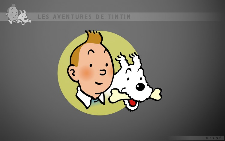 Fonds D Ecran Art Peinture Fonds D Ecran Bd Tintin Et Milou 2 Effigie Par Buddysier Hebus Com