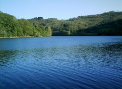 Fonds d'écran Nature lac de cabanac