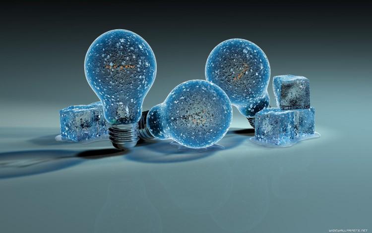Fonds d'écran Art - Numérique 3D - Divers Ice