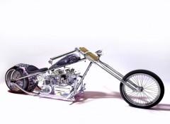 Fonds d'écran Motos Chopper concept