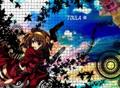 Fonds d'écran Manga manga !