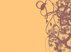 Fonds d'écran Art - Numérique Plantes grimpantes