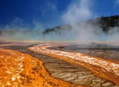 Fonds d'écran Nature geysers