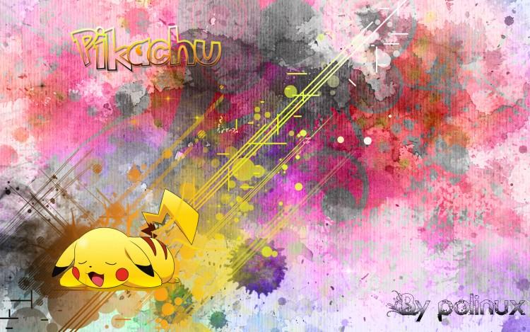Wallpapers Video Games Pokemon Piachu dream