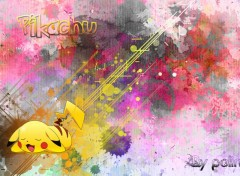 Wallpapers Video Games Piachu dream