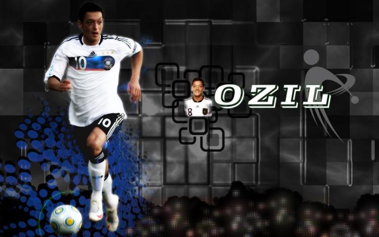 Fonds d'écran Sports - Loisirs Football Ozil
