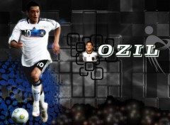 Wallpapers Sports - Leisures Ozil