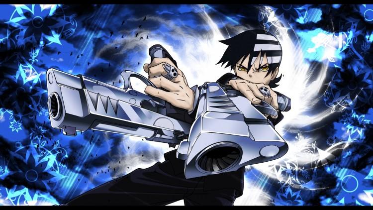 Fonds d'écran Manga Soul Eater ~ Death The Kid ~