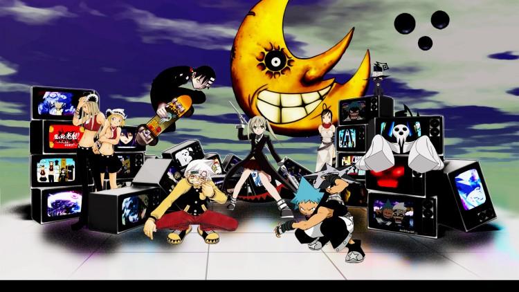 Fonds d'écran Manga Soul Eater soulTvby.night