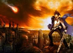 Fonds d'écran Manga Apocalypse Regios