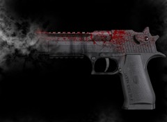 Wallpapers Digital Art Desert Eagle