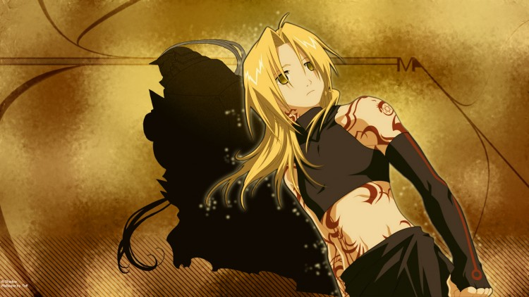 Fonds d'écran Manga Full Metal Alchemist Al Shadow