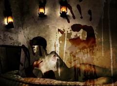 Fonds d'écran Art - Numérique prisonniere