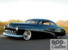 Wallpapers Cars mercury coupe (1951)