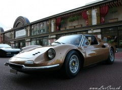 Wallpapers Cars ferrari dino 246 gt