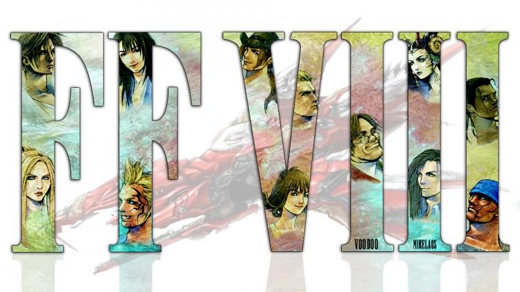 Wallpapers Video Games Final Fantasy VIII FFVIII