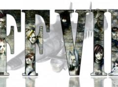 Fonds d'écran Jeux Vidéo FF VII