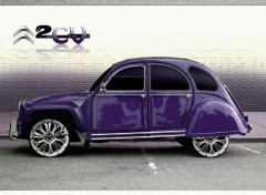 Wallpapers Cars 2 cv concept