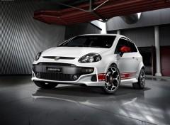 Wallpapers Cars Fiat Punto Evo Abarth