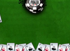 Wallpapers Sports - Leisures Wall Poker ! :)