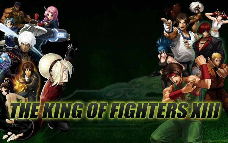 Fonds d'écran Jeux Vidéo King Of Fighters KOF XIII groupes