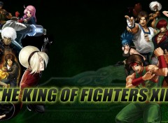 Fonds d'écran Jeux Vidéo KOF XIII groupes