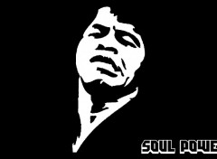 Wallpapers Music Soul Power - James Brown