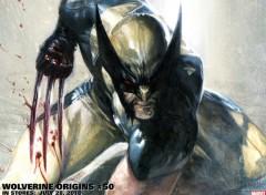 Fonds d'écran Comics et BDs wolverine