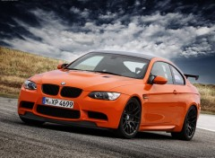 Wallpapers Cars bmw M3 GTS