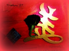 Wallpapers Art - Painting Tableau chinois