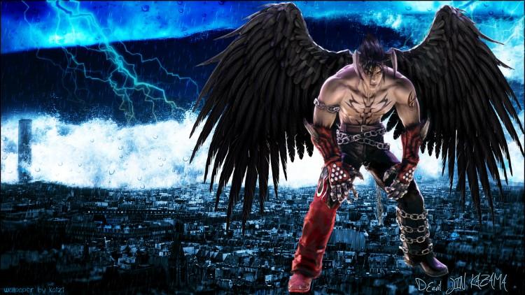 Wallpapers Video Games Tekken Devil Jin Kazama