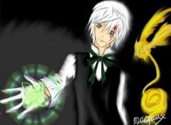 Fonds d'écran Manga Allen et Timcanpy_innocence