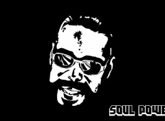 Wallpapers Music Soul Power - Barry White