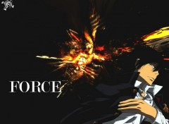 Fonds d'écran Manga Force