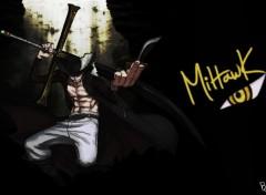 Fonds d'écran Manga Mihawk
