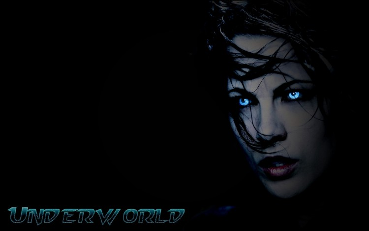 Fonds d'écran Célébrités Femme Kate Beckinsale selene Underworld