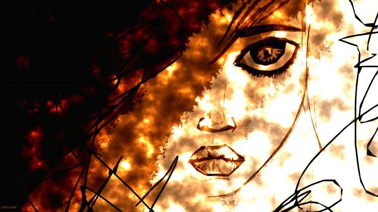 Fonds d'écran Art - Peinture Femmes - Féminité Wallpaper N°267161