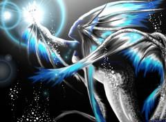 Wallpapers Digital Art L'écume a des ailes