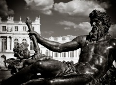 Fonds d'écran Voyages : Europe Versailles