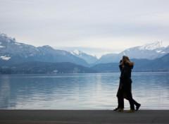 Fonds d'écran Nature Lac Annecy