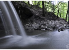 Fonds d'écran Nature cascade