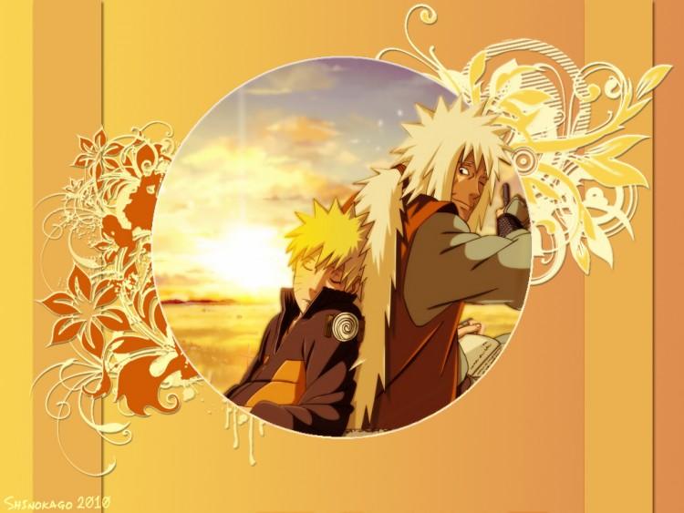 Wallpapers Manga Naruto Peaceful Place