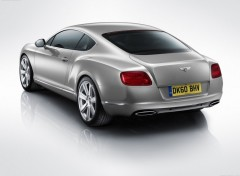 Fonds d'écran Voitures bentley continental gt