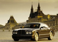 Fonds d'écran Voitures bentley brooklands