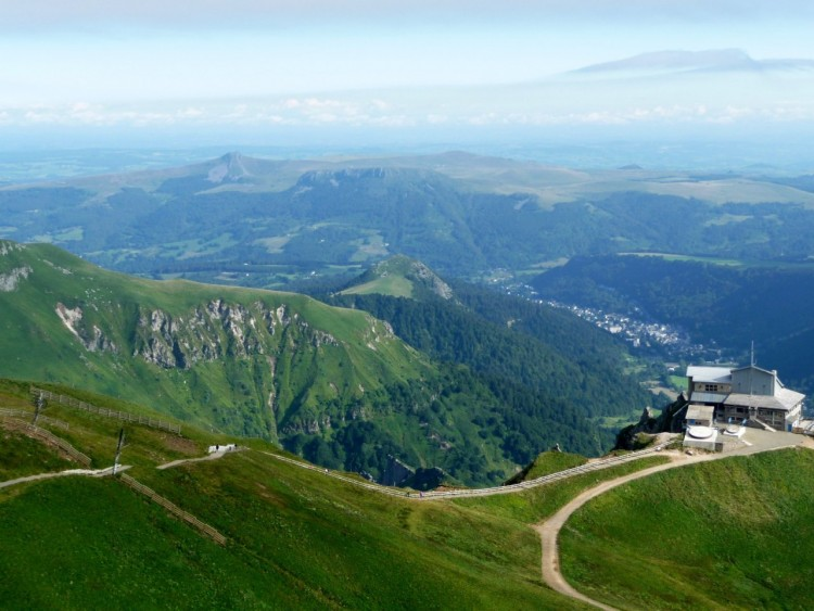 Wallpapers Trips : Europ France > Auvergne Puy de Sancy