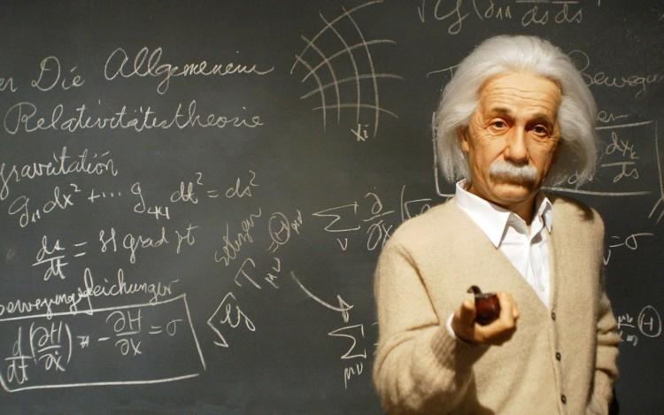 Fonds d'écran Célébrités Homme Albert Einstein Albert Einstein