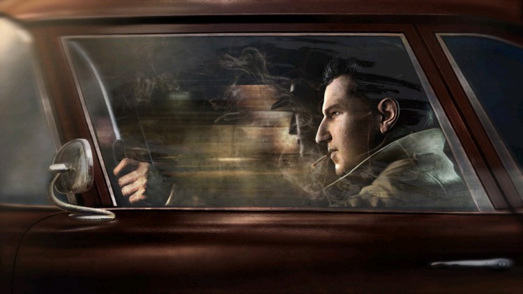 Wallpapers Video Games Wallpapers Mafia Ii Mafia 2