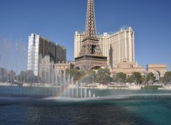 Wallpapers Constructions and architecture Jeux d'eau au Bellagio Las vegas