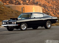 Wallpapers Cars plymouth barracuda (1969)