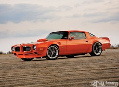 Wallpapers Cars pontiac trans am (1976)
